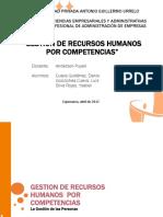 Gestion de RRHH Por Competencias