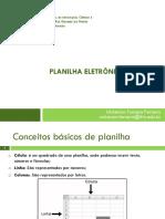 Aula 08 - Excel