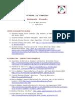 Sitografia e Bibliografia 5 -Alternativa Roma
