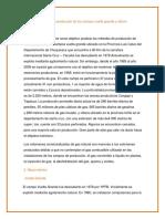Produccion Vuelta Grande y Vibora