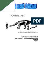 PLAN DE AREAS ciencias naturales 2011 (Autoguardado).docx