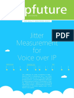 Voipfuture WP Jitter Measurement VoIP Quality Monitoring Basics