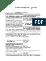 Burguesía Terrateniente en Argentina