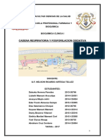 Monografia Cadena Respiratoria y Fosforilacion Oxidativa