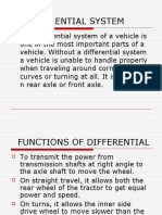 Differential System