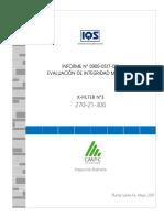 Inf. N° 0900-0517-001 270-21-306 X-Filter N°3