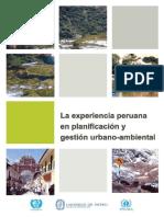 La Experiencia Peruana en Planificación y Gestión Urbano Ambiental