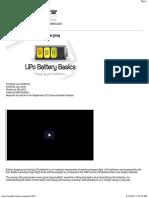 lipo3- charging