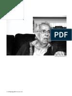 Entrevista a Agustín García Calvo