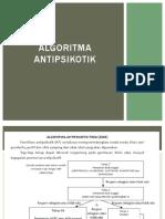 Algoritma antipsikotik