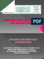 Errores Sistemáticos en Alfabetización Inicial.ppsx1