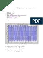Tp2 Traitement de Signal