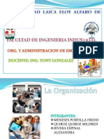 Expo de Organizacion