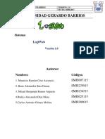 Reporte Proyecto Integrador