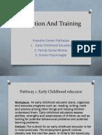 education and training pdf 3