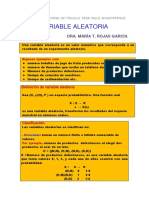 Clases de Variable Aleatoria
