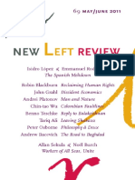 (New Left Review 69, May-June 2011 Issue 69) New Left Review (2011)