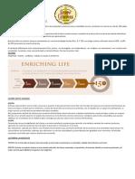Mision, vision, objetivos y organigramas