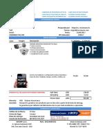 Cot Camaras de Seguridad Hd Proyecto Icono - Besco Sac 130617