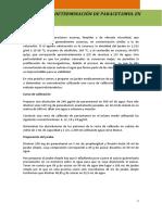 Practica 3-Determinacion de Paracetamol en Jarabes