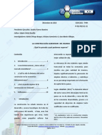 Informe Económico No 84