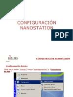 Con Figura c i on Nano Station