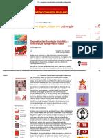 PCB - Dependência e Revolução Socialista_ a Contribuição de Ruy Mauro Marini