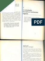 Desafios para la gerencia del siglo XXI Peter Drucker Cap 2 Estrategia