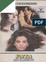 Ionel Teodoreanu - Fata Din Zlataust PDF