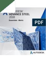 Advance Steel 2017 - Essentials Metric - Training Guide