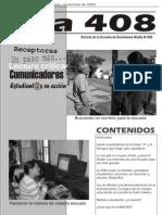 Revista_Escuela408_edición2009