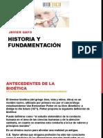 Bioética Historia y Fundamentos