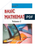 Comprehensive Basic Mathematics Vol 2