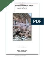 Informe Geologico de Alba