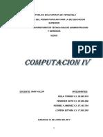 Computacion IV