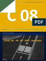Clase 08 - PA - OP - RWY - Aterrizajes