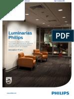 Catalogo Luminarias PHILIPS