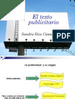 El Texto Publicitario