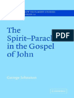 George Johnston-The Spirit-Paraclete in the Gospel of John (Society for New Testament Studies Monograph Series) (2005).pdf