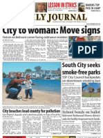07-30-10 Issue of the Daily Journal