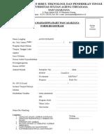 Biodata Registrasi Mahasiswa[1]