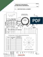 Gear Ring Radial Alignment