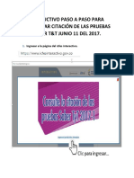 INSTRUCTIVO PARA CITACION DE LAS PRUEBAS SABER T.pdf