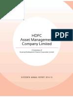 Amc310315 Hdfc Ltd Format