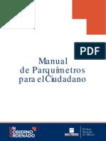 Parquímetros San Pedro Garza García, N. L.