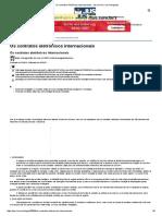 Os Contratos Eletrônicos Internacionais - Jus.com