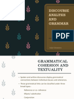 Discourse Analysis and Grammar.pptx