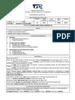 Programa - ECO04508 - 2017-1