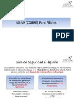 Curso de Instalaciones de Cobre y Fibra Para Filiales