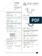 Estática de Fluidos - Fisica Pre - Uni - Sm